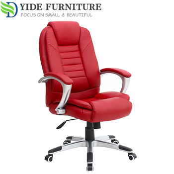 True Seating Concepts Leather Executive Chair Sports Office Meeting