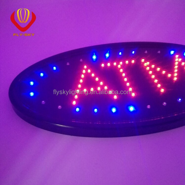 Whole Animated Neon Lights Sign Led Open Pizza Tatto Cafe Board Manufacturer Supplier Exporter