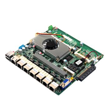 6*Intel I211-AT Gigabit Ethernet lan Intel Baytrail J1900/N2806/N2900  industrial motherboard support 2 way baypass, View Intel Baytrail