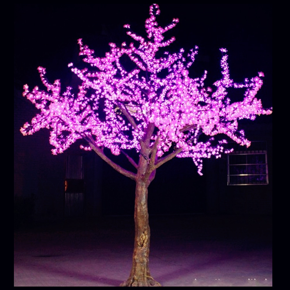 Outdoor Romantic Latest Led Stage Decoration Artificial