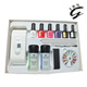 best quality cheap price nail art gel polish kit with led light