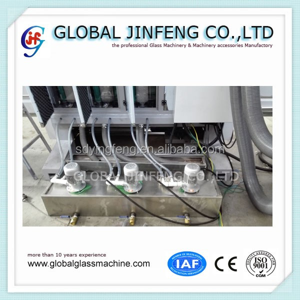 JFV-1500 Vertical Automatic Flat Glass washing and drying machine