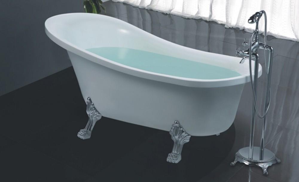 Clawfoot baby bath tub