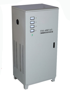 Frequency Ac Adjustable 60Kva Servo Stabilizer Used For Instrumentation