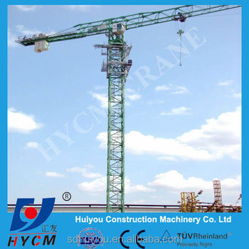Hycm Qtz80 Pt5515 Topless Tower Crane Specifications For Sale - Buy Qtz80  Pt5515,Topless Tower Crane Specifications,For Sale Product on Alibaba com