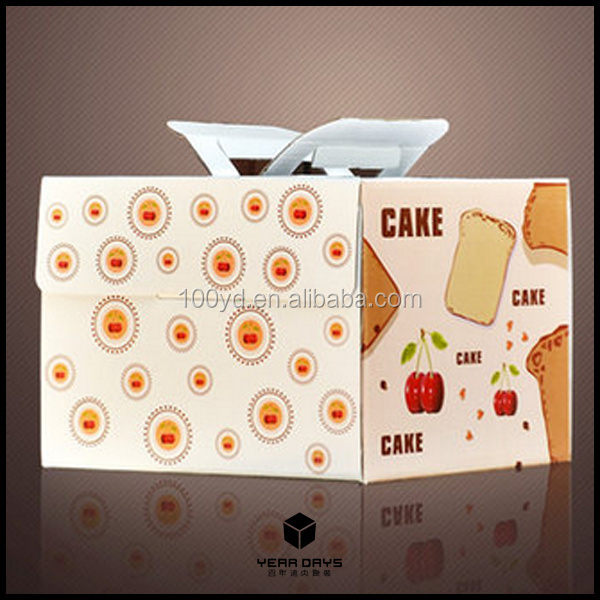2016 Cheap Cake Box Cookie Packging Box Paper Box For Cake/Candy/Cookie Best Prices