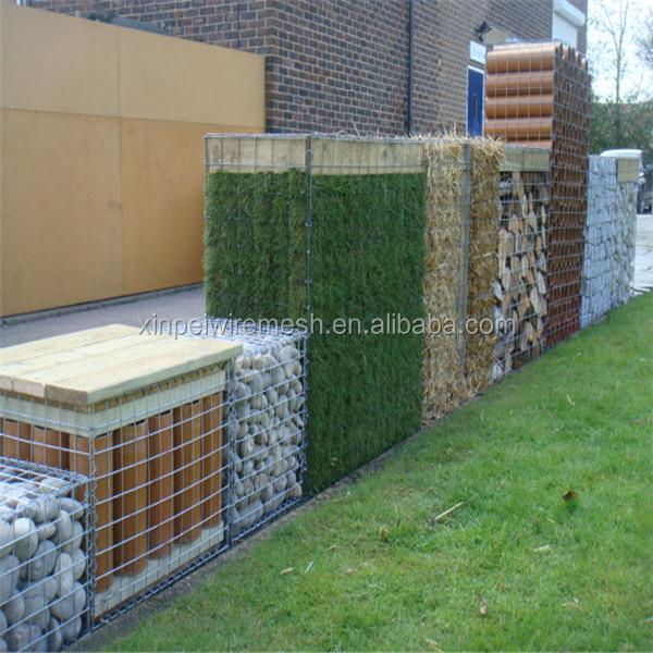 treillis m tallique soud gabion box mur de pierre construction prix d 39 usine fil de fer. Black Bedroom Furniture Sets. Home Design Ideas
