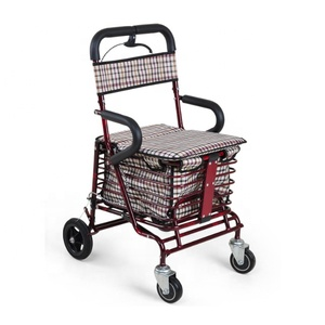 Economic type cheap High efficient and convenient old shopping cart
