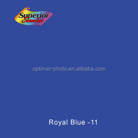 Superior Seamless Royal Blue Color Chroma Key Photo Studio Photography Backdrop Background Paper