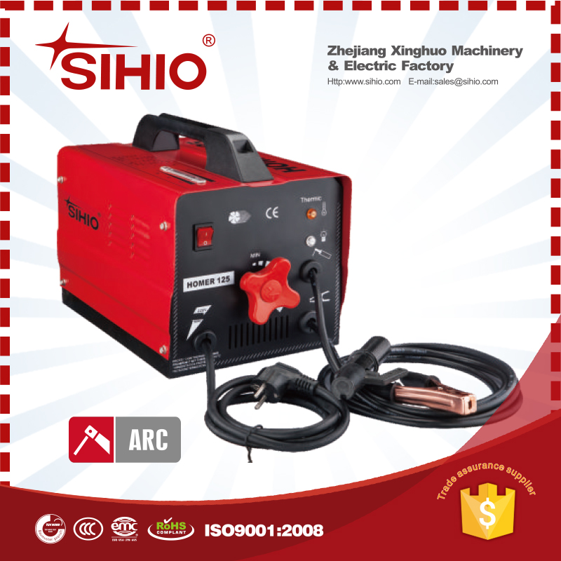 Premium CE TUV Ac pulse home-125 ultrasonic spot ARC welder