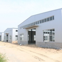 Construction Design Prefab Steel Structure Buildings Warehouse/Workshop Design