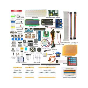 R11 RPi 3 Ultimate Electronic Component Learning Starter Kit Suite For Raspberry Pi