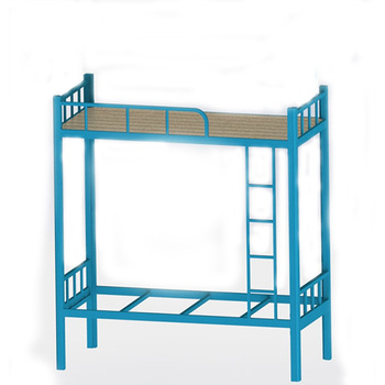 Popular Metal Frame Lofted Bunk Beds With Desk Mb001 Cheap Metal