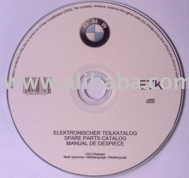 etk parts catalogue epc on cd used for bmw cars and motorcycles