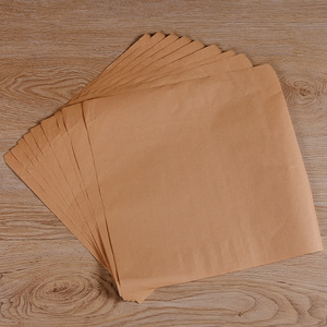 Brown Kraft Food Wrap Greaseproof Paper