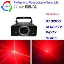 cheap red music party laser beam stage light good for punk dance funk dance