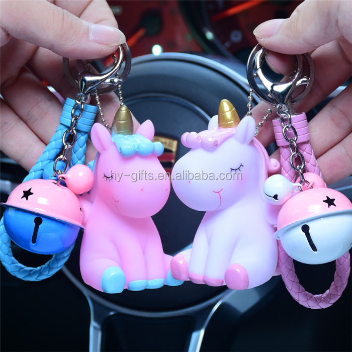 Creative Romney Candy Key rings Silica Gel Keychain Lovely Animal Second Generation Keychain Wholesale