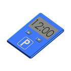 electric parking disk,automatic parking timer,parking disc