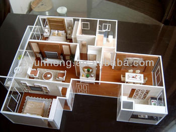 Admirable New Product Scale Model House For Apartment Building Interior Largest Home Design Picture Inspirations Pitcheantrous