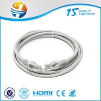 PVC or PE jacket utp cat5e cat5 cat6 cat6e cat7 ethernet cable lan cable