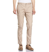 2017 High Quality Custom Men's slim Pants Khaki Casual Trousers Direct Supplier