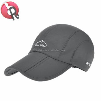 Polyester Foldable Baseball Cap Waterproof Hat Nylon Hat - Buy ... 2d784836a25c