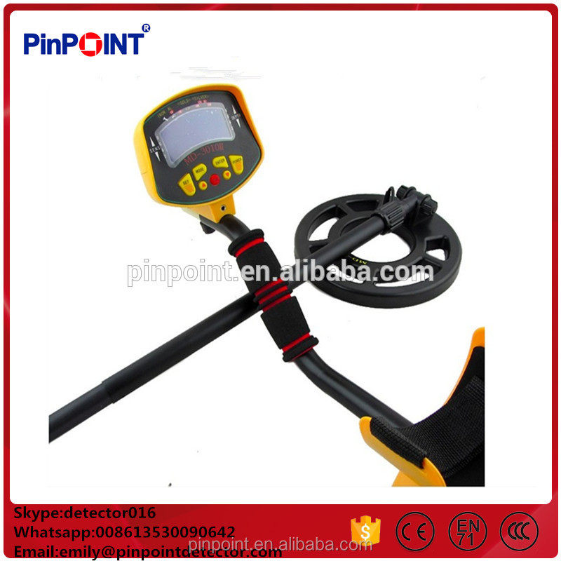 Popular gold metal detector finder detection device MD3010II