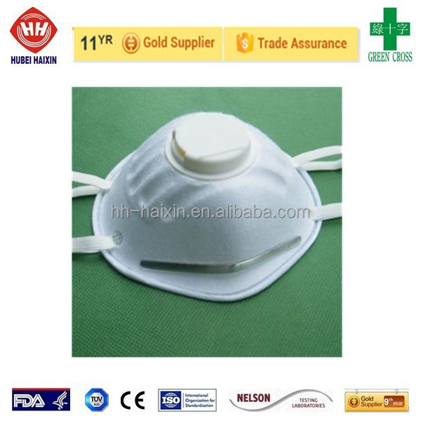 N95 protective dust mask PM2.5 types of industrial safety mask