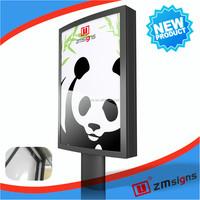 ZM-109 Outdoor scrolling LED billboard display, Outdoor LED full color display Advertising Billboard
