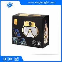 Wholesale 2.0 LCD display 720 p digital underwater diving camera 30m