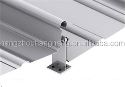 Standing Seam Roof Bracket Clip Clamp Buy Standing Seam