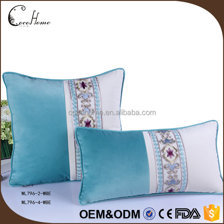 Fashion Style Ethnic Cushion Cover Embroidery Decorative Ribbon Outdoor  Furniture Cushions - Buy Outdoor Furniture Cushions,Ethnic Cushion ...