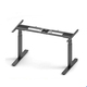 Manual and office electric height adjustable desk lifting tables for study