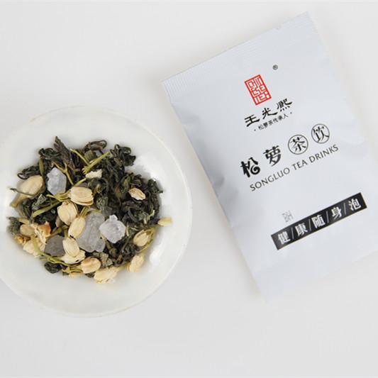Private label Jasmine green tea good for slimming - 4uTea   4uTea.com
