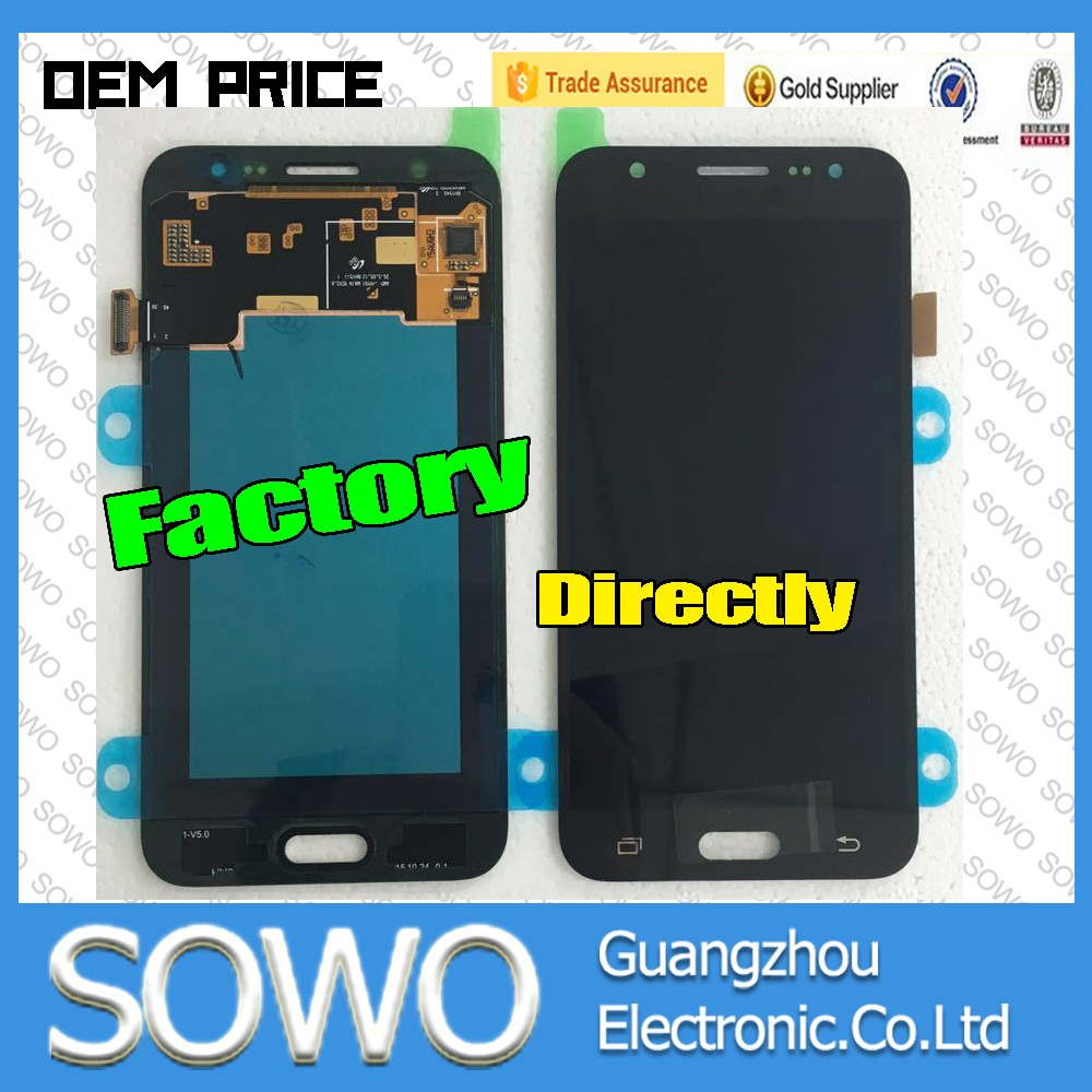 Best quality LCD Screen with Digitizer For Samsung Galaxy J5, Replacement For Samsung J5 LCD Display