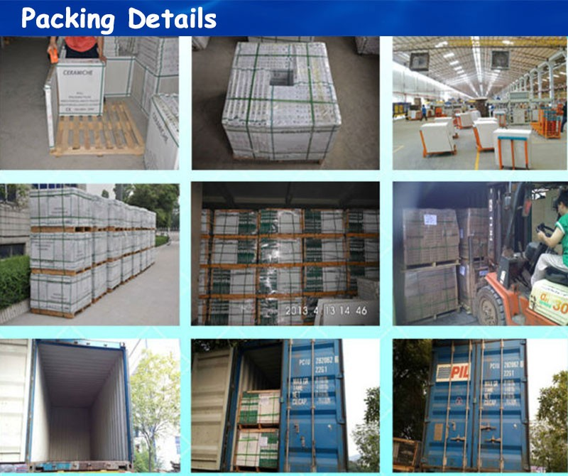 China Foshan Manufacturer Tiles Design For Bathroom Floor Tile In ...