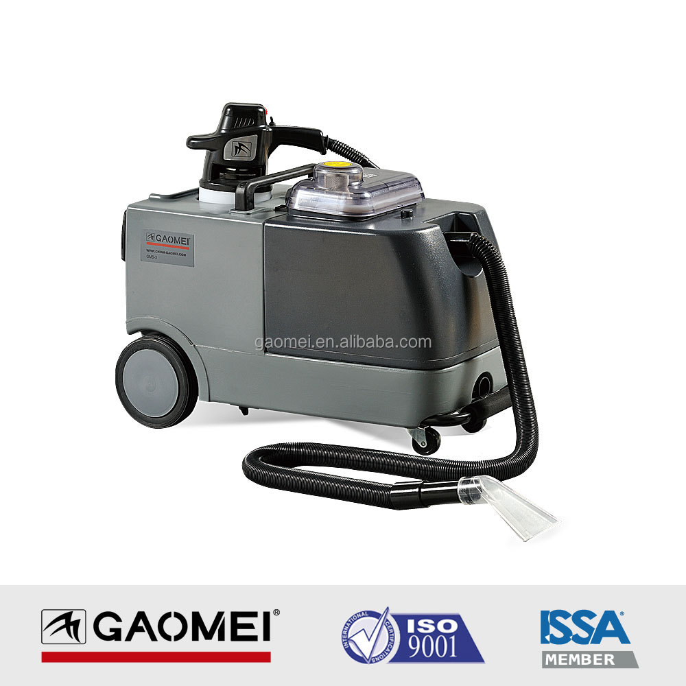 GMS-3 easy moving dry foam sofa cleaning machine