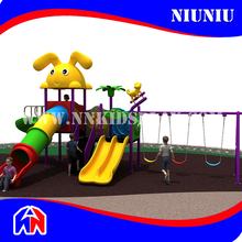 High Quality Low Prices Wholesale Outdoor Swing With Slide Swings