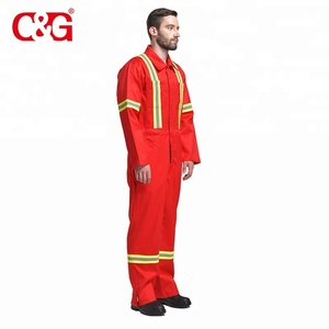 Dupont Nomex Fire Retardant Coverall