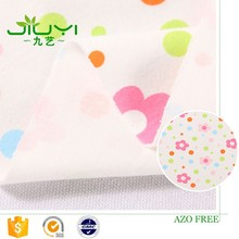 wholesale cheap 100% cotton custom flower print fabric textile cotton quilted