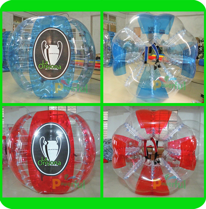 pop up new sport inflatable pvc ball suits/bumperball/inflatable hamster ball for kids