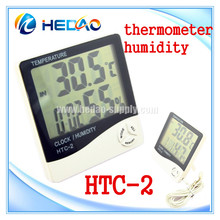 digital temperature and humidity sensor for Clock with Probe