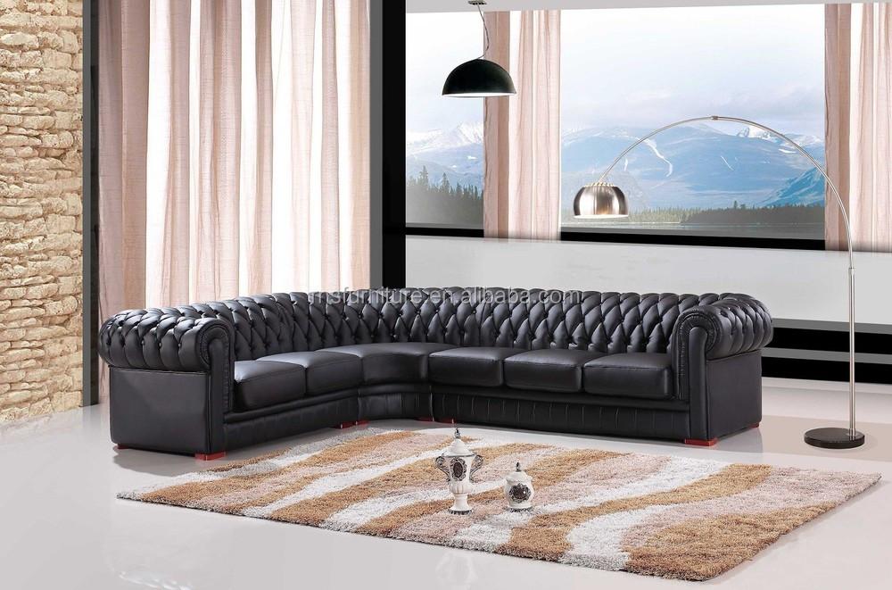 A02 Qualität Hotel Klassische Chesterfield-ecksofa Design - Buy ...