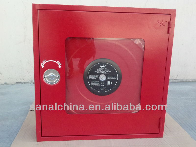 Fire Hose Cabinet With En 671-1