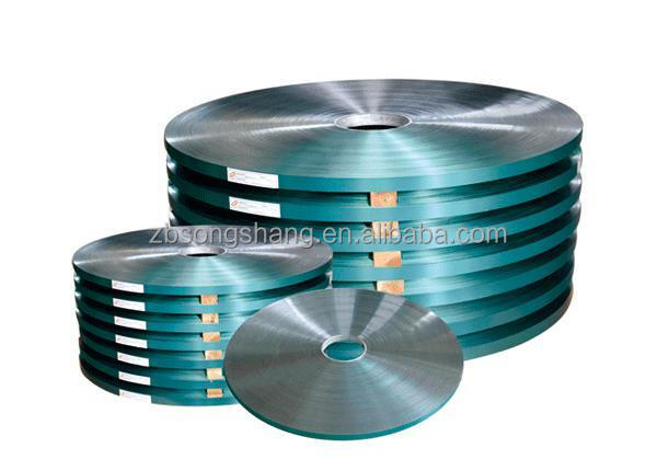 plastic clad steel tape for cable wrapping