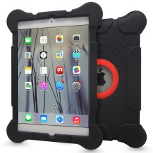 Anti Drop Case For Ipad 2 /3/4 Silicone Protective Cover Smart Round Case for ipad
