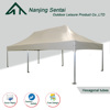 large hexagonal aluminum frame pop up tent canopy