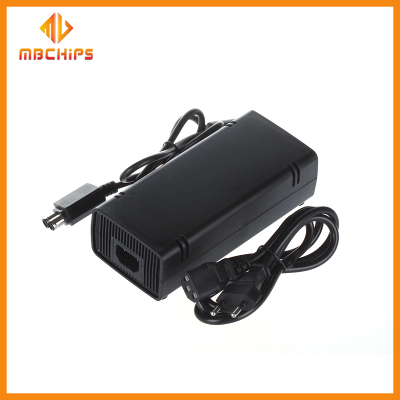 AC Adapter Charger Power Supply Cord for Xbox 360 Xbox360 E Brick Game Console power supply ac adapter
