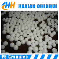 High Impact Polystyrene / HIPS / GPPS / PS plastic raw material
