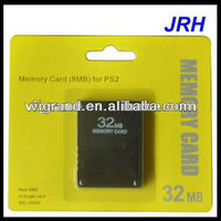 High capacity Memory Card for PS2 (8MB/16MB/32MB/64MB/128MB)